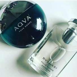 Parfum BVLGARI Xtreme & AQVA ( Ori BNWB)