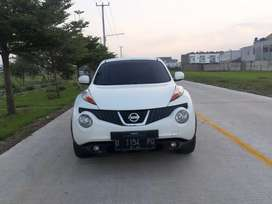 Dijual Nissan Juke Rx Automatic 2011 Putih Mulus Tdp 15jt Saja