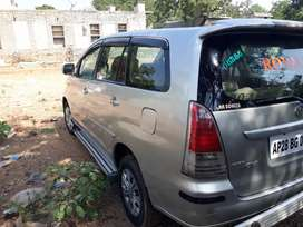 Toyota innova good condition child ac