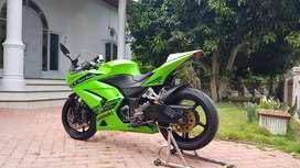Kawasaki Ninja 250cc full modifikasi