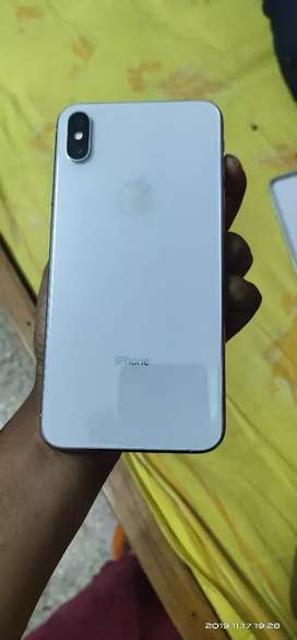 I phone xs max new condition