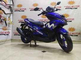 Proses Cepat Yamaha Aerox Movistar 2018 #Eny Motor#