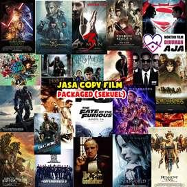 Film Box Office bluray 720p packaged / sekuel / lanjutan