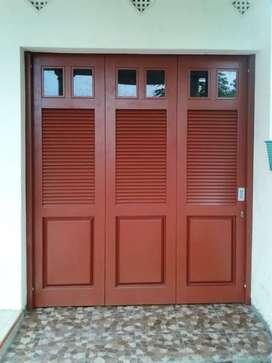 Pintu Garasi Sliding Riau