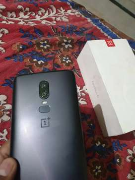 One plus 6 / 8gbram 128gbrom 100% condition