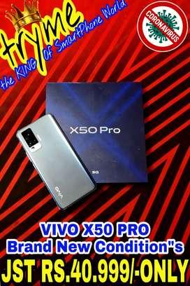 TRYME VIVO X50 PRO.Full Kit Box Brand New Conditions