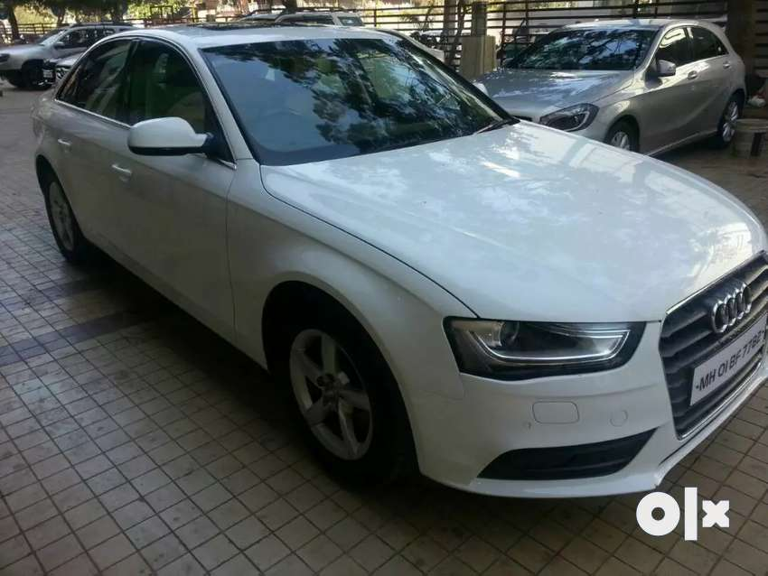 Audi A4 1.8 TFSI. Petrol, fully loaded. Perfect condition. 0