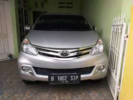 Toyota Avanza G / 2014 / MT
