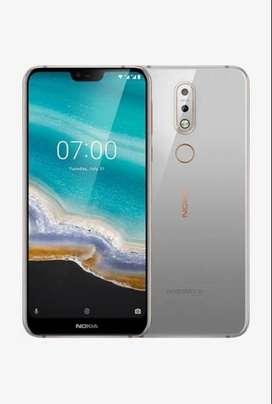 Nokia 7.1 Steel August 2019 model