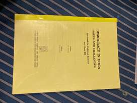 Democracy in India class 12 old book for upsc