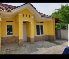 Rumah Cantik minimalis di Perumahan Permata Depok