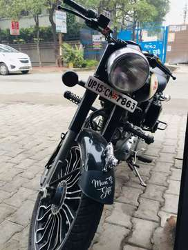 Newly condition Bullet is selling