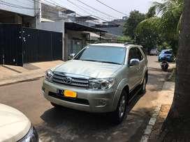 Fortuner 2,5 D4D Matic Diesel