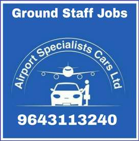 Required candidates in Airport staff