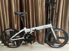 Sepeda lipat Fnhon Blast DiscBrake 105 r7000 2020