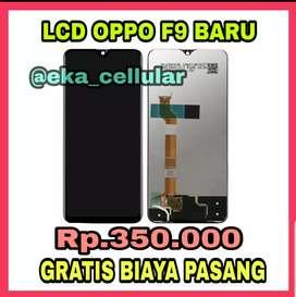 Lcd Oppo F9 Murah dan gratis pasang (EKA CELL PS)