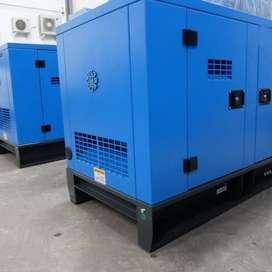 Genset Diesel Silent/Open 85kva VOLVO PENTA HT85kva