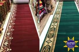 Karpet masjid super premium pasang Kebumen