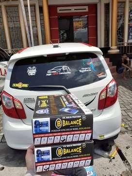 Buat mobil jd BEBAS LIMBUNG & GRUDUK2 dg SPRING BUFFER BALANCE