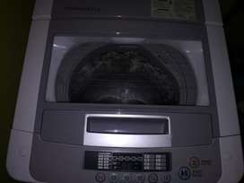 2 year old fully automatic washing machine for sale