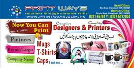 Graphic Designer Required for Printing Press