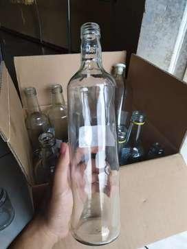Botol kaca 650ml