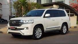 Toyota Land cruiser 4.5 VX 2013 Diesel Mulus Seperti Baru