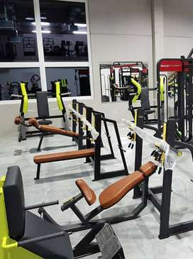 Gym ka new material ht sale start  with