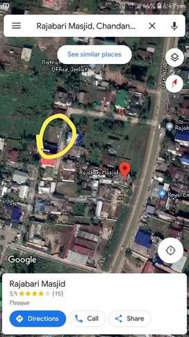 1.5 katha Miyadi residential plot near Rajabari Masjid
