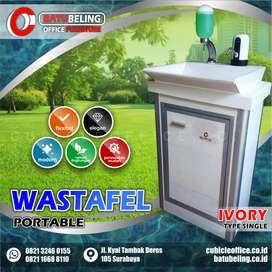 Wastafel Portable Single