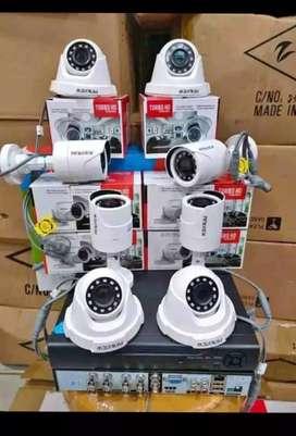 Harga murah plus pasang kamera CCTV area ciracap