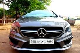 Mercedes-Benz CLA 45 AMG, 2015, Petrol