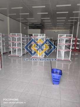 Rak Supermarket Minimarket Rak Toko Rak Gondola Rak Gudang Meja Kasir