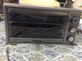 G Power Electric Oven