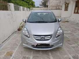 Amaze diesel top model doctor's car