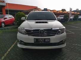 Fortuner G VNT 2.5 AT 2015