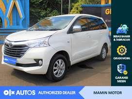 [OLX Autos] Toyota Avanza 2016 1.3 G M/T Putih #Mamin Motor