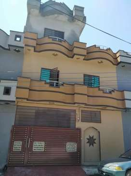 Double storey house at Shaheen town lehtrar road for sale