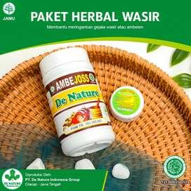 Obat Herbal Wasir & Ambeien Ambejoss Salwa