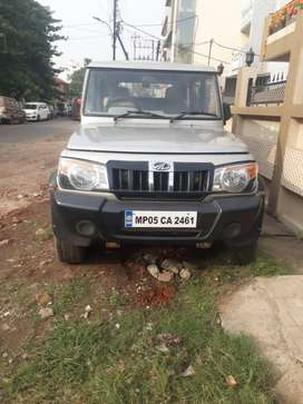 Mahindra Bolero DI BS III, 2013, Diesel