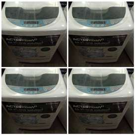 5 YEAR WARRANTY LG FULLY AUTOMATIC WASHING MACHINE WITH DELIVERY