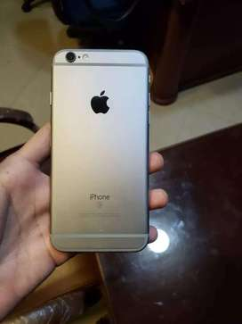 Iphone 6s 16 gb grey and gold