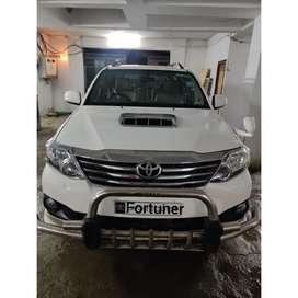 Toyota Fortuner 2012 Diesel 91000 Km Driven brand new condition