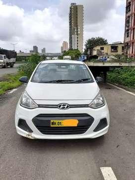 Hyundai xcent abs petrol cng