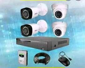 *paket lengkap cctv di bekasi terbaik murah free kabel dan instalasi