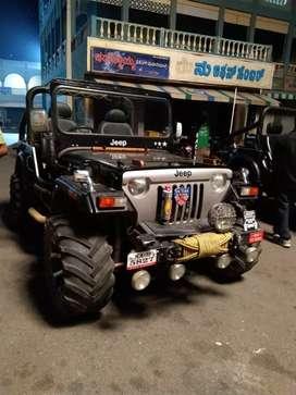 Self drive cars & Jeeps