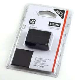 Batre Sony NP FW50 A6000 A5000 A5100 a6300 A7 a6500 a6400