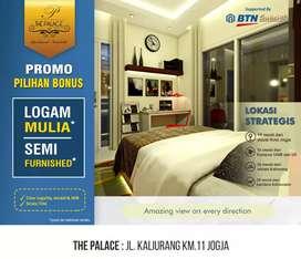 Palace Apartemen 1009 dekat UGM