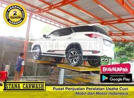 Usaha Cuci Steam Carwash Mobil Hidrolik IKAME GARANSI RESMI