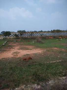 Plot for sale in gated community near Chandapura